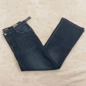 Reitmans Size 32P Dark Blue Jeans NWT